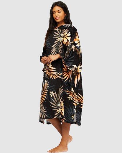 0 Women's Hooded Towel Black 6717270 Billabong