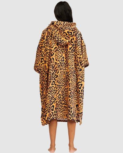 1 Women's Hooded Towel Brown 6717270 Billabong