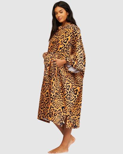 0 Women's Hooded Towel Brown 6717270 Billabong