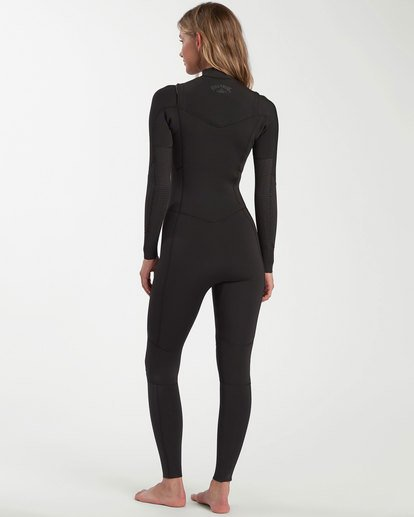 2 4/3 Salty Dayz Wetsuit Black 6717336 Billabong