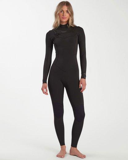 0 4/3 Salty Dayz Wetsuit Black 6717336 Billabong