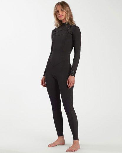 1 4/3 Salty Dayz Wetsuit Black 6717336 Billabong