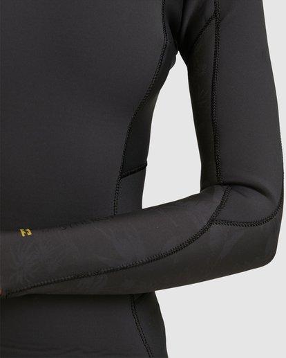 4 3/2 Synergy Back Zip Gbs Fullsuit Black 6717810 Billabong