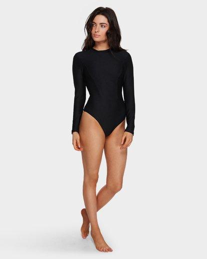 14 Tanlines Bodysuit Black 6791008 Billabong