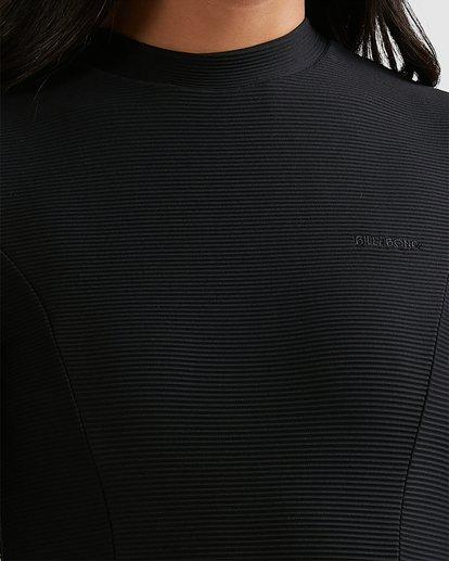 7 Tanlines Bodysuit Black 6791008 Billabong