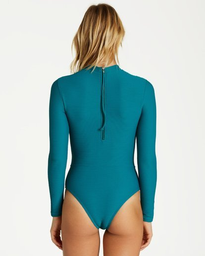 2 Tanlines Bodysuit Blue 6791008 Billabong