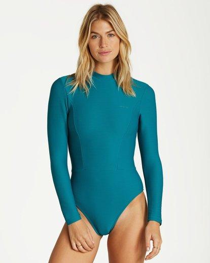 0 Tanlines Bodysuit Blue 6791008 Billabong