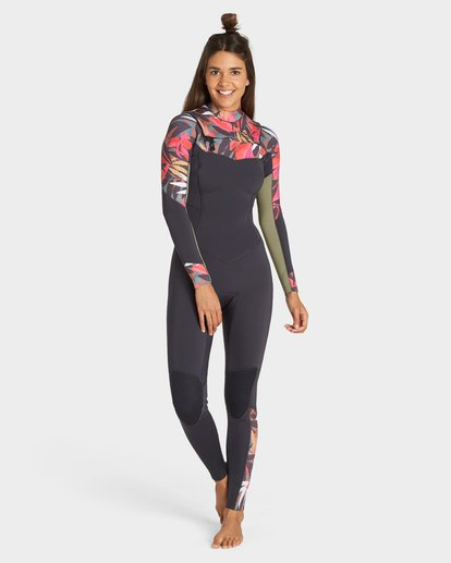 2 302 Salty Dayz Full Suit Multicolor 6791830 Billabong