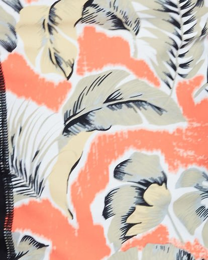 4 Cabana Short Sleeve Rash Vest Pink 6792001 Billabong