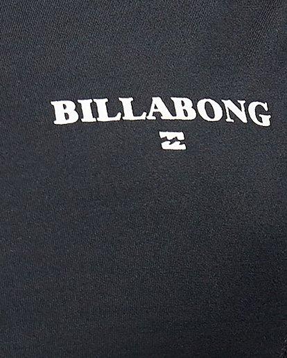 6 Sunday Funday Long Sleeve One Piece Rash Vest Black 6792005 Billabong