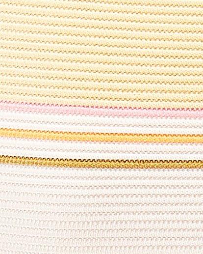 4 Tanlines Stripe Bodysuit Beige 6792007 Billabong