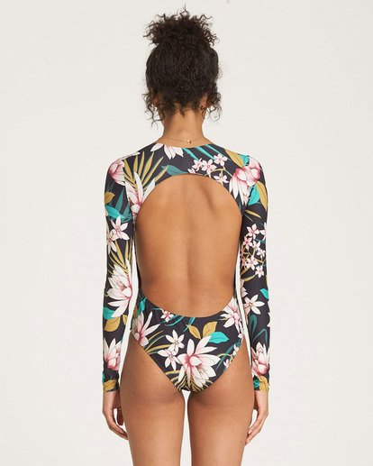 2 After Sunset Bodysuit Black 6792011X Billabong