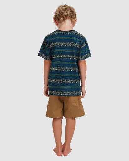 2 Boys 0-7 Layback Solid Shorts Beige 7517452 Billabong