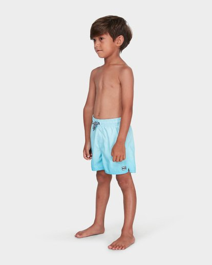 1 Sergio Layback Boardshorts Green 7581417 Billabong