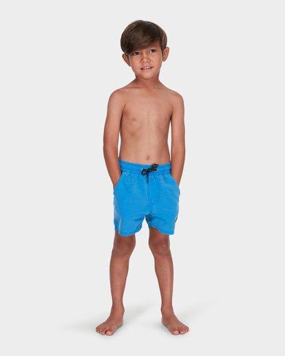 3 BOYS ALL DAY OVERDYE LAYBACK BOARDSHORT  7581439 Billabong
