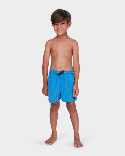 0 BOYS ALL DAY OVERDYE LAYBACK BOARDSHORT  7581439 Billabong