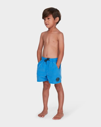 1 BOYS ALL DAY OVERDYE LAYBACK BOARDSHORT  7581439 Billabong