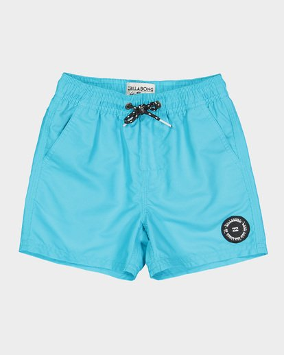 3 BOYS ALL DAY LAYBACK BOARDSHORT Blue 7582402 Billabong