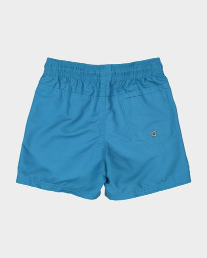 4 GROMS ALL DAY LAYBACK BOARDSHORTS Blue 7582402 Billabong