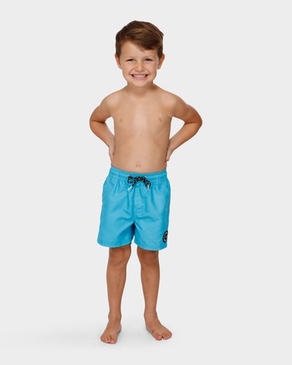 5 BOYS ALL DAY LAYBACK BOARDSHORT Blue 7582402 Billabong