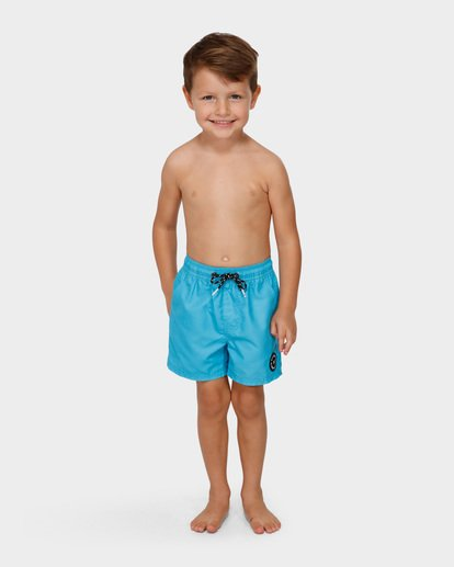 0 BOYS ALL DAY LAYBACK BOARDSHORT Blue 7582402 Billabong