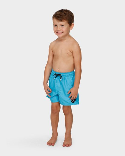 1 BOYS ALL DAY LAYBACK BOARDSHORT Blue 7582402 Billabong