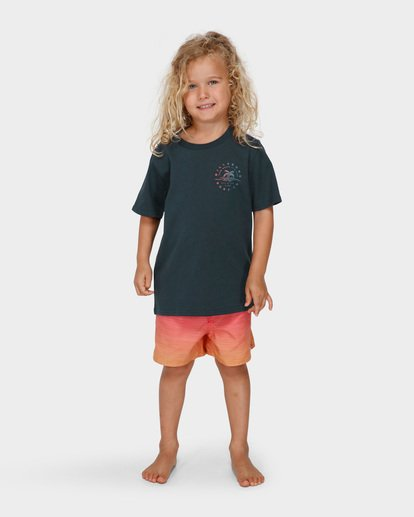 0 GROMS WHERE ITS FINE TEE  7591001 Billabong
