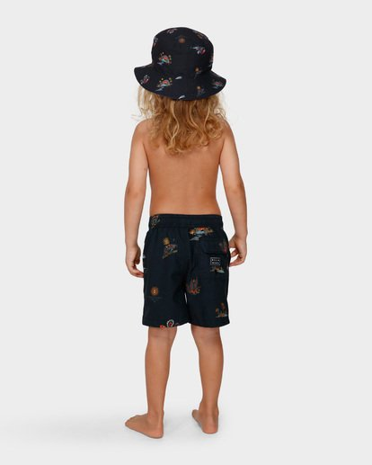 2 GROMS ISLAND LAYBACK  7591400 Billabong