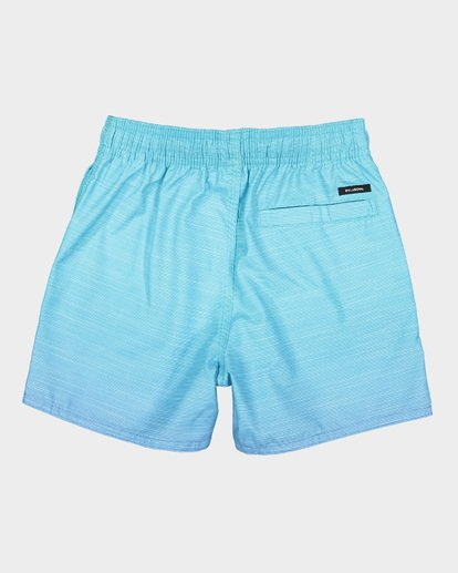 4 GROMS SERGIO LAYBACK BOARDSHORTS Blue 7591401 Billabong