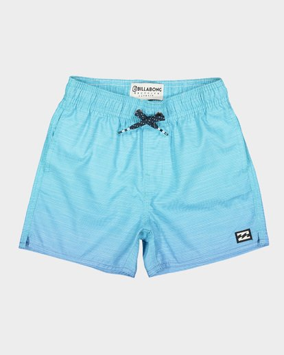 3 Groms Sergio Layback Boardshorts Blue 7591401 Billabong