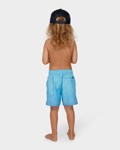 2 Groms Sergio Layback Boardshorts Blue 7591401 Billabong