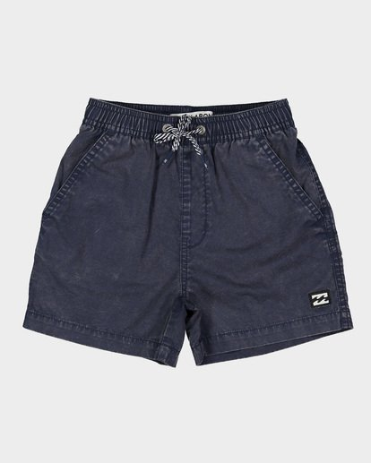 3 Groms Mario Stretch Elastic Blue 7591404 Billabong