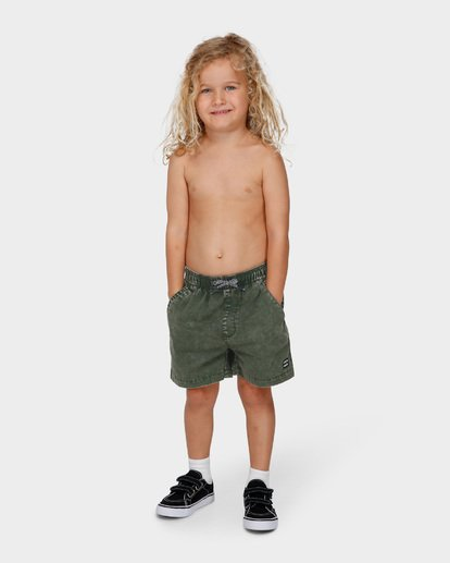 6 GROMS MARIO STRETCH ELASTIC Camo 7591404 Billabong
