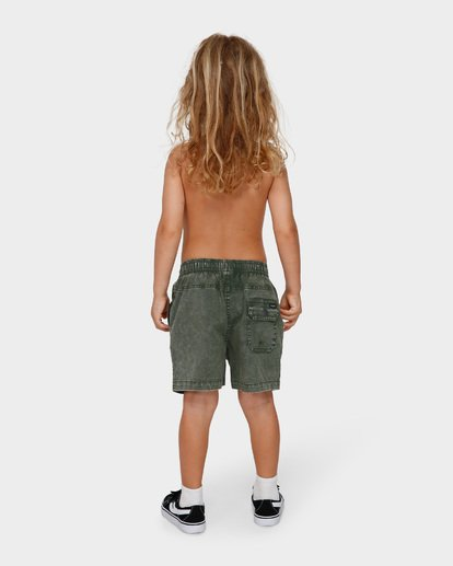 1 GROMS MARIO STRETCH ELASTIC Camo 7591404 Billabong