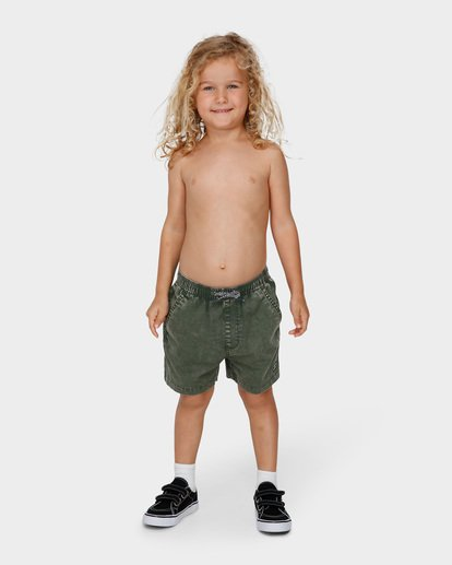 0 GROMS MARIO STRETCH ELASTIC Camo 7591404 Billabong