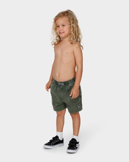 2 GROMS MARIO STRETCH ELASTIC Camo 7591404 Billabong