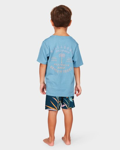 2 Groms Combo Deal Tee  7592009 Billabong