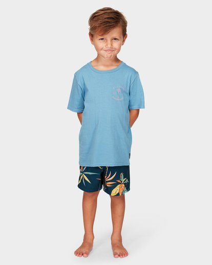 0 Groms Combo Deal Tee  7592009 Billabong