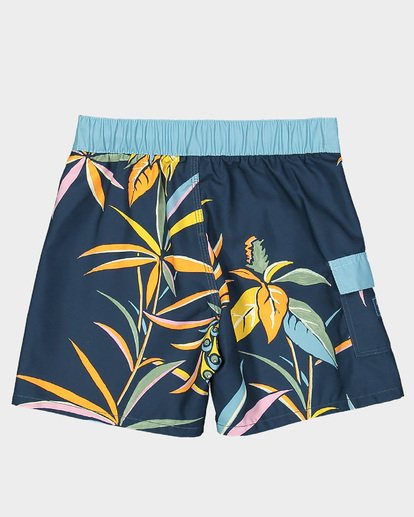 4 Groms Sundays Lo Tide Boardshorts  7592406 Billabong