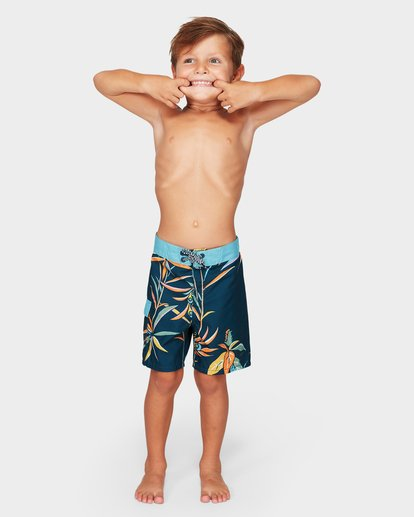 5 Groms Sundays Lo Tide Boardshorts  7592406 Billabong