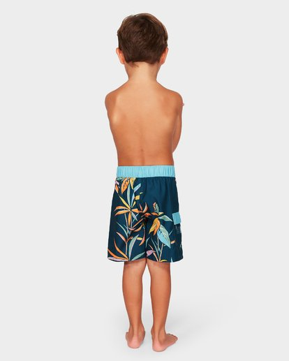 2 Groms Sundays Lo Tide Boardshorts Blue 7592406 Billabong