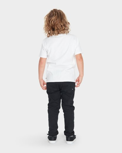 2 BOYS ISLAND TEE White 7595001 Billabong