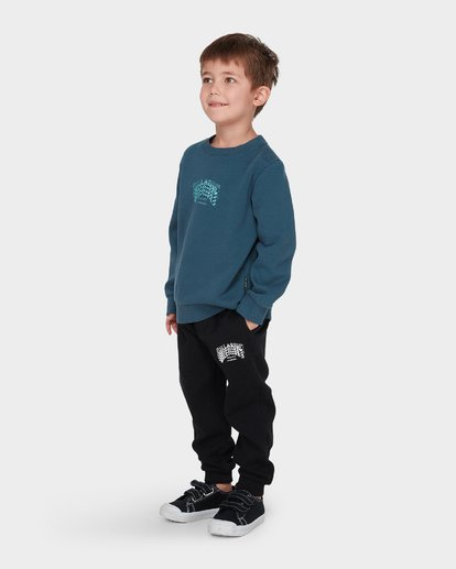 1 BOYS ARCH TRACKPANT Black 7595301 Billabong
