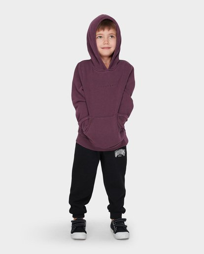 3 BOYS TERRACE HOOD Red 7595603 Billabong