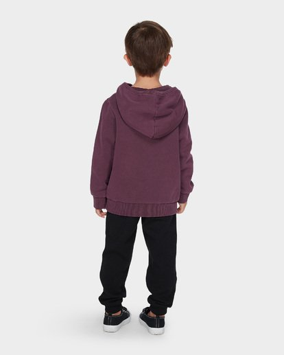 2 BOYS TERRACE HOOD Red 7595603 Billabong