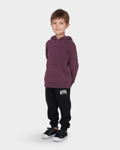 1 BOYS TERRACE HOOD Red 7595603 Billabong