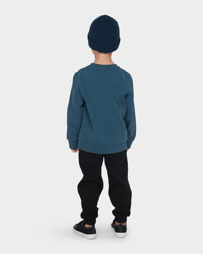 2 BOYS ARCH CREW Blue 7595604 Billabong