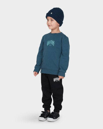 1 BOYS ARCH CREW Blue 7595604 Billabong