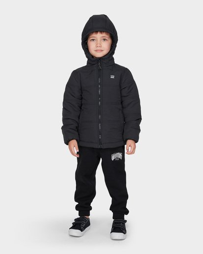 3 BOYS ESCAPE PUFFER Black 7595901 Billabong