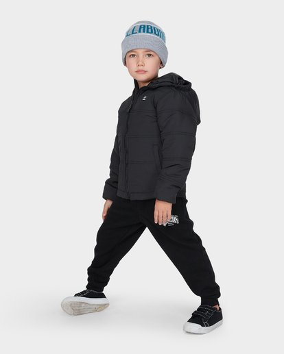 4 BOYS ESCAPE PUFFER Black 7595901 Billabong